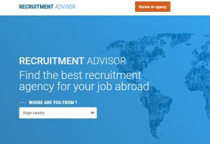 "Migrant Worker ""Recruitment Adviser"" Platform"