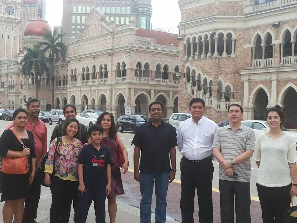 Advisory Committee Meeting and Fact Finding Mission – Malaysia 14-16 April 2014