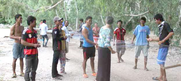 2016 Field Visit to Cambodian Migrant workers in Thailand