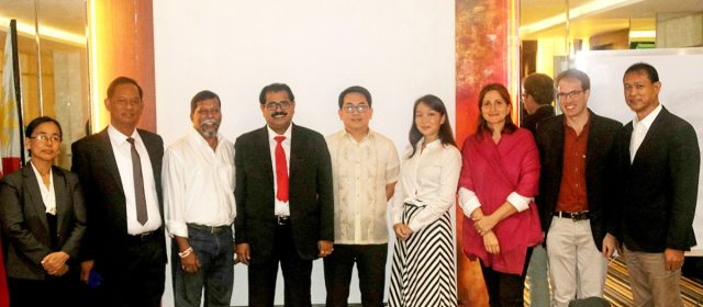 Members of the Caucus participate in the regional conference on domestic workers in Asia